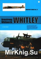 Armstrong Whitworth Whitley (Warpaint Series No.21)