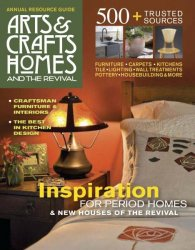 Arts and Crafts Homes - Annual Resource Guide 2017