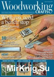 Woodworking Crafts - January 2017