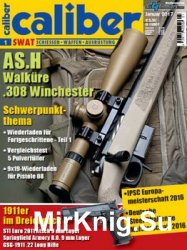 Caliber SWAT Magazin 2017-01