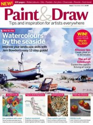 Paint & Draw — Issue 1 — November 2016