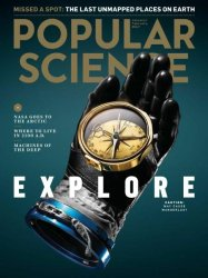 Popular Science USA — January-February 2017