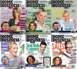 Home business – 2015 Full Year Issues Collection