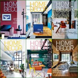 Home & Decor Singapore - 2016 Full Year Issues Collection