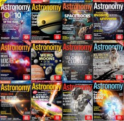 Astronomy - 2014 Full Year Issues Collection