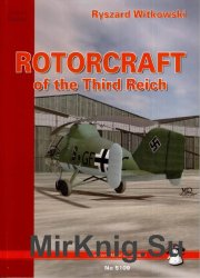 Rotorcraft of the Third Reich (Mushroom Red Series 5109)