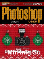 Photoshop User December 2016