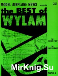 Model Airplane News Presents the Best of Wylam Book 4