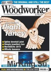 The Woodworker & Woodturner - Autumn 2015