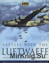 Jane's Battles with the Luftwaffe: The Bomber Campaign Against Germany 1942-1945
