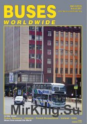 Buses Worldwide №201 (April 2016)