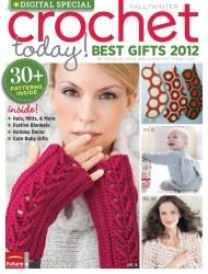 Crochet Today! Best Gifts - Fall/Winter 2012