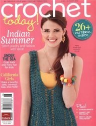 Crochet Today! - July/August 2012