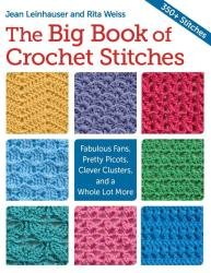The Big Book of Crochet Stitches - 2014