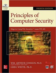 Principles of Computer Security, 4th Edition