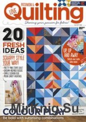 Love Patchwork & Quilting  №43 2017