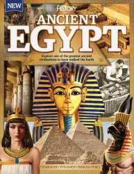 All About History: Book of Ancient Egypt, 2nd Edition