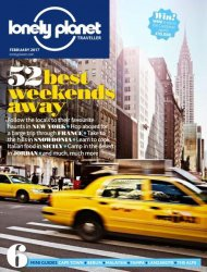 Lonely Planet Traveller UK — February 2017