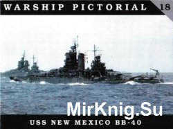 USS New Mexico BB-40 (Warship Pictorial 18)