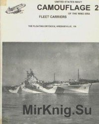 Fleet Carriers (United States Navy Camouflage of WW2 Era Part 2)