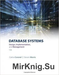 Database Systems: Design, Implementation, & Management 12th Edition