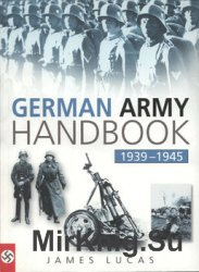 German Army Handbook 1939-1945