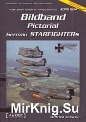 Bildband Pictorial German Starfighters (Modern Combat Aircraft Special 004)