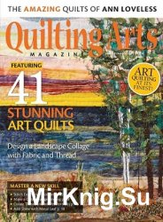 Quilting Arts Magazine №2/3 2017  February/March