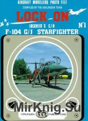 Lockheed's C/N F-104 G/J Starfighter (Lock On №1)