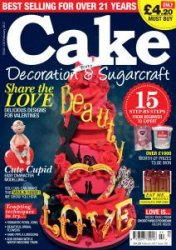 Cake Decoration & Sugarcraft – February 2017