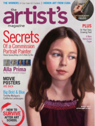 The Artist's Magazine - March 2017