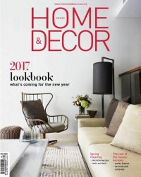Home & Decor Malaysia — January 2017