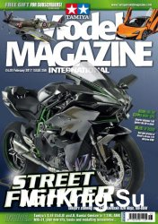 Tamiya Model Magazine International February 2017
