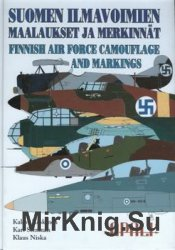 Finnish Air Force Camouflage and Markings