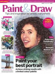 Paint & Draw — Issue 4 — January 2017
