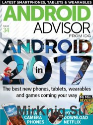 Android Advisor - Issue 34, 2017