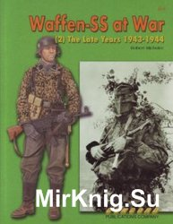 Waffen SS at War (2): The Late Years 1943-1944 (Concord 6515)