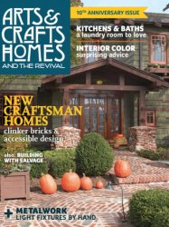 Arts & Crafts Homes - Fall 2015