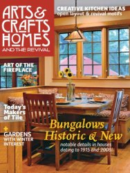 Arts & Crafts Homes - Winter 2016