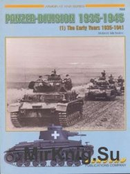 Panzer-Division 1935-1945 (1): The Early Years 1935-1941 (Concord 7033)
