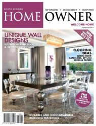 South African Home Owner – February 2017