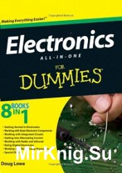 Electronics All-In-One For Dummies (2012)