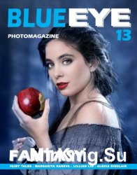 Blue Eye PhotoMagazine Febrero 2017