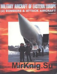 Aircraft of Eastern Europe (2): Bombers & Attack Aircraft (Concord 1032)