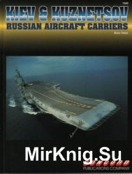 Kiev and Kuznetsov: Russian Aircraft Carriers (Concord 1040)
