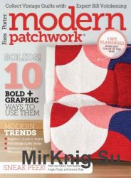 Modern Patchwork – March-April 2017