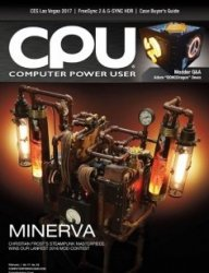 Computer Power User - February 2017