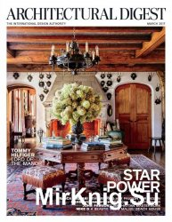 Architectural Digest USA - March 2017