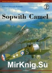 Sopwith Camel (Kagero Legends of Aviation №2)