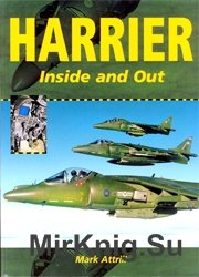 Harrier: Inside and Out (Crowood Aviation Series)